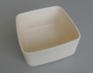 特注品 アルミナ焼成容器(匣鉢・サヤ)